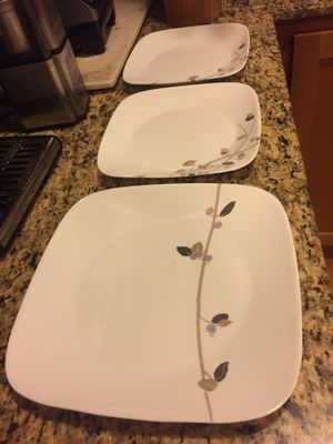 Corelle Plates for Sale in San Francisco, CA