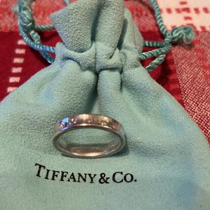 Tiffany& Co Silver Ring for Sale in Ballwin, MO