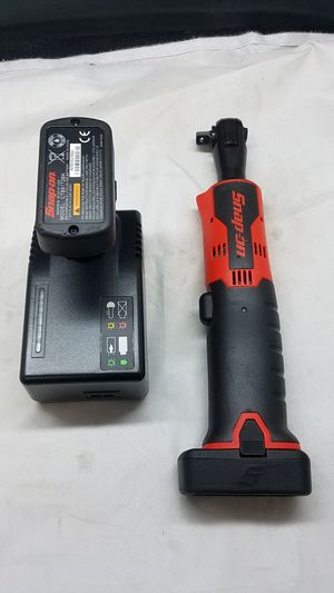 "SNAP ON TOOLS CTR761C 3/8"" DRIVE CORDLESS RATCHET WRENCH POWER TOOL 14.4V LI-ION NO TRADES NOT SELLING ANY OF THE ITEMS SEPARATE for Sale in Mesa, AZ"