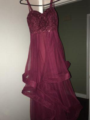 Long prom dress for Sale in Las Vegas, NV
