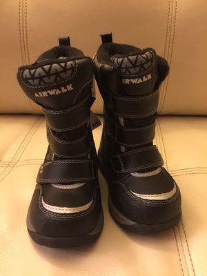 Kids Airwalk Thermolite snow ❄️ boots NEW with tag for Sale in Lake Stevens, WA