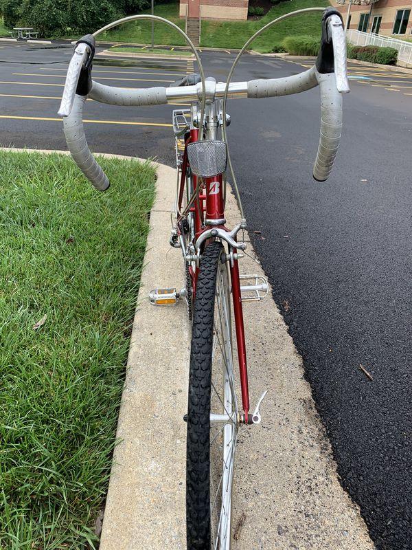 B RlDGEESTONE 4130 Condition Bicycle good 27x 1 Bicicleta buena condicióne