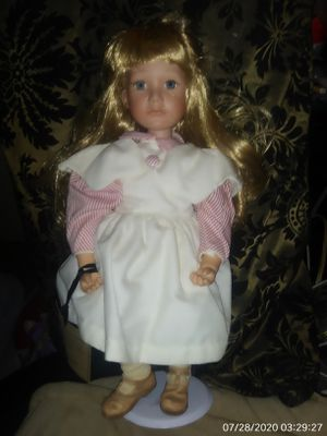 "Boyd's Collection 12"" Porcelain Doll for Sale in Wichita, KS"