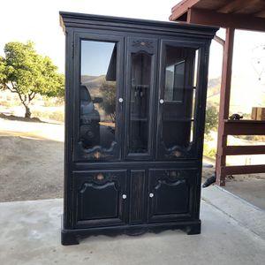 Farmhouse Cabinet for Sale in Porterville, CA