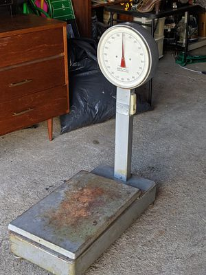 Metal scale for Sale in Tinley Park, IL