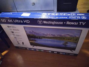 Smart tv 50 inch for Sale in Oakland, CA
