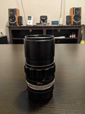 135mm Minolta Rokkor for Sale in NEW PRT RCHY, FL
