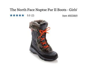 The North Face Nuptse Fur II Boots - Girls' for Sale in Murray, KY