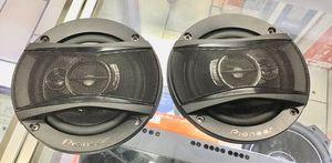"""Car Audio Speakers Bocinas Parlante para Carro 5.25"""" Pioneer 3-Way for Sale in Miami, FL"""