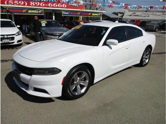 2016 Dodge Charger Sxt Sedan 4D for Sale in Selma,  CA