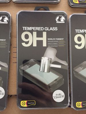 iPhone 7/8 plus tempered glass for Sale in Petersburg, VA