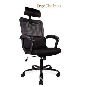 Professional Ergonomic Mesh Office Chair with Adjustable Headrest for Sale in Kent, WA