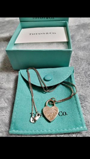 Tiffany & Co. Necklace for Sale in Stone Mountain, GA