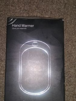 Rechargeable Hand Warmer for Sale in Fairmont,  WV