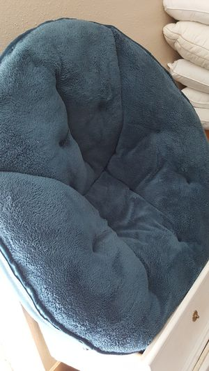 Papasan chairs. Fold up for storage. Great for kid's room. I have 2 chairs for Sale in Live Oak, TX