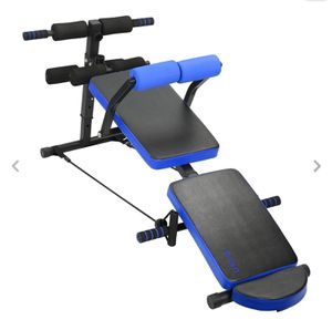 Sit Up Bènch Dèclíne Abdominal Fítness Hòme Gym Êxercíse Workout Equípmènt for Sale in Los Angeles, CA