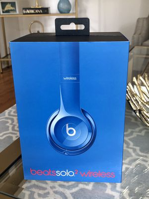 Beats Solo 2 Wireless Headphones for Sale in Smyrna, GA