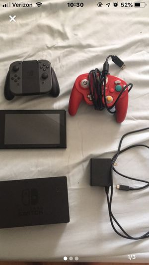 Nintendo Switch with Super Smash Bros. for Sale in Costa Mesa, CA