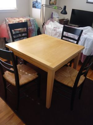 Dinning/kitchen table set for Sale in Niwot, CO