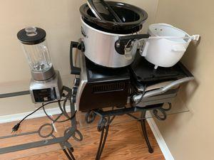 Lot of kitchen appliances. for Sale in Virginia Beach, VA