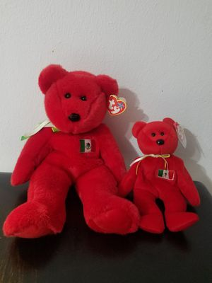 Osito Beanie Buddy/baby for Sale in TEMPLE TERR, FL
