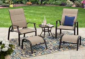 New!! 5 PIECE SET, outdoor furniture, outdoor patio set, outdoor conversation set, patio set for Sale in Phoenix, AZ