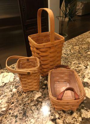 Longaberger baskets for Sale in Yorba Linda, CA