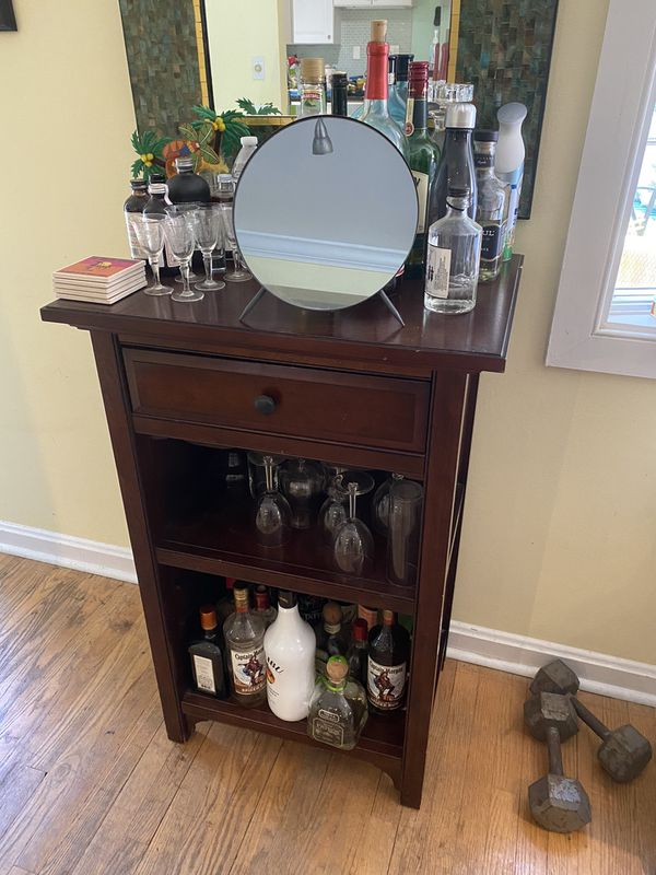 Beautiful bar for sale - liquor not included!