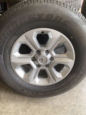 Toyota whells and tires for Sale in Beaverton, OR