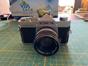 Konica Autoreflex A 35mm camera for Sale in Seattle, WA