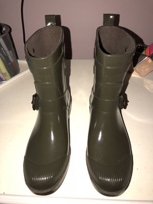 COACH Rubber boots(women's) for Sale in The Bronx, NY