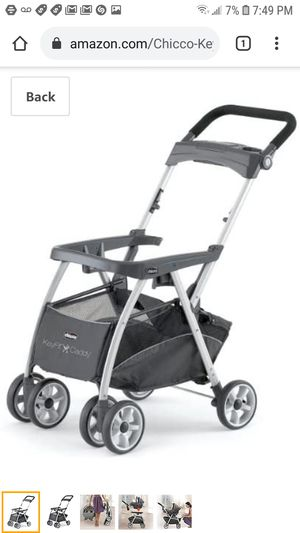 Chicco KeyFit Caddy Frame Stroller for Sale in Coal City, IL