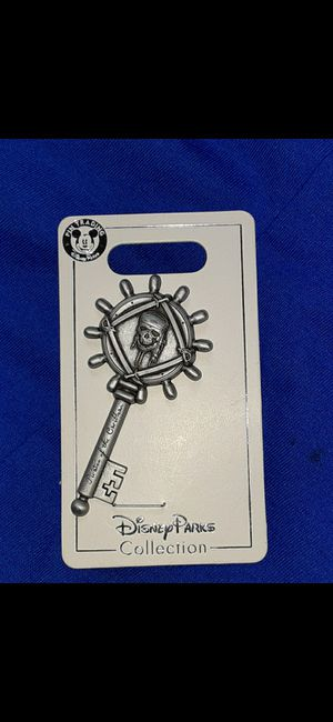 Disney pirate key for Sale in Clifton, NY