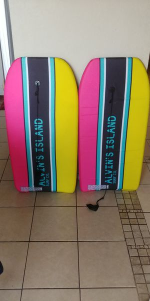 Kickboard Surfboard Boogie Board for Adults and Bigger Kids for Sale in Garland, TX