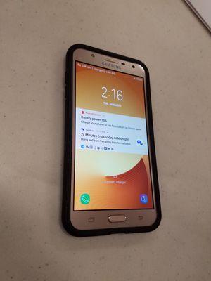 Samsung galaxy j7 neo/ gold for Sale in Burke, VA