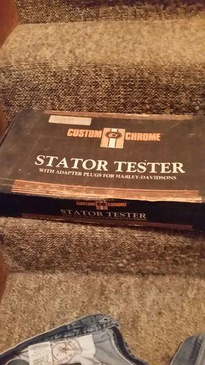 Custom Chrome Stater Tester for Sale in Kingsport, TN
