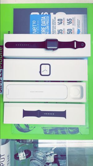 Apple Watch Series 4 44MM GPS Only for Sale in Arlington, TX