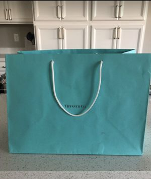 Tiffany & Co bag for Sale in Gilbert, AZ