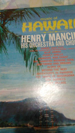 Old record by Henry Mancini his orchestra and chorous for Sale in Florence, AZ