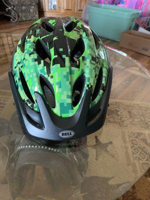 Boys helmet for Sale in Mounds, OK