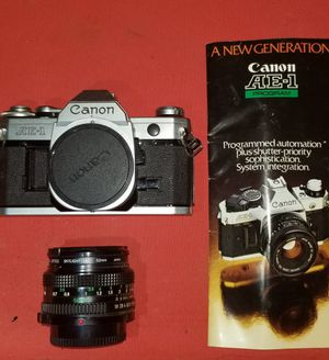 Cannon AE1 for Sale in Payson, AZ