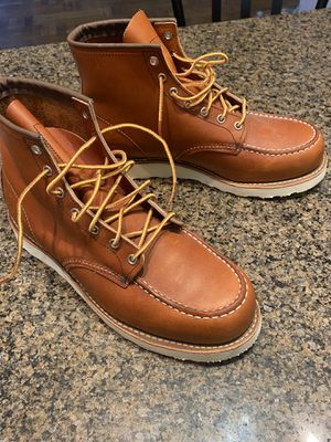 Red Wing Boots - Size 11 for Sale in Queens, NY