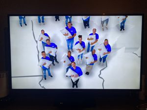55inch Sharp Aquos 4K TV for Sale in Ewing Township, NJ