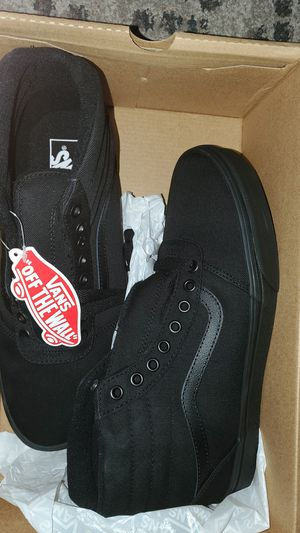 Van's size 10 1/12 mens for Sale in Richmond, VA