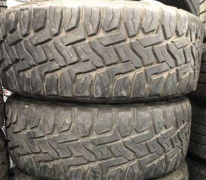 35x12.50r20 toyo rt tires for Sale in San Antonio, TX