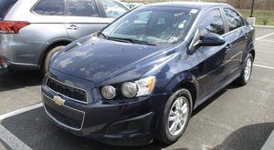 2015 Chevy sonic lt sedan for Sale in Miami Shores, FL
