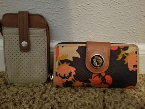Buckle Wristlet & Spartina wallet for Sale in Cypress, TX