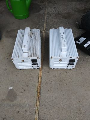 Convertible ballsat growing light for Sale in Parma, OH