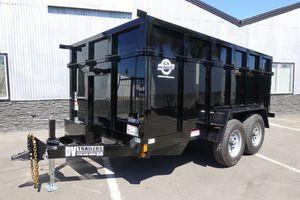 2020 DV TRAILERS Dump (7'x12'x4') for Sale in Cypress, CA