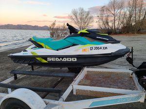 2018 gti 3 seat seadoo bombadier sell trade for Sale in Rosemead, CA